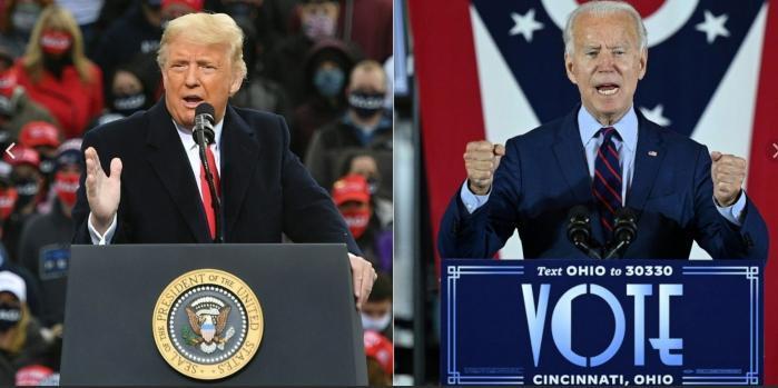 美国总统大选计票开始