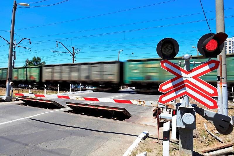 Железнодорожный переезд на станции Шамалган закроют в следующем году