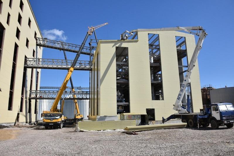 До 200 тысяч тонн готовой продукции будет поставлять предприятие из Акмолинской области