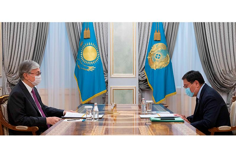 Kazakh President assigns National Bank to ensure financial stability