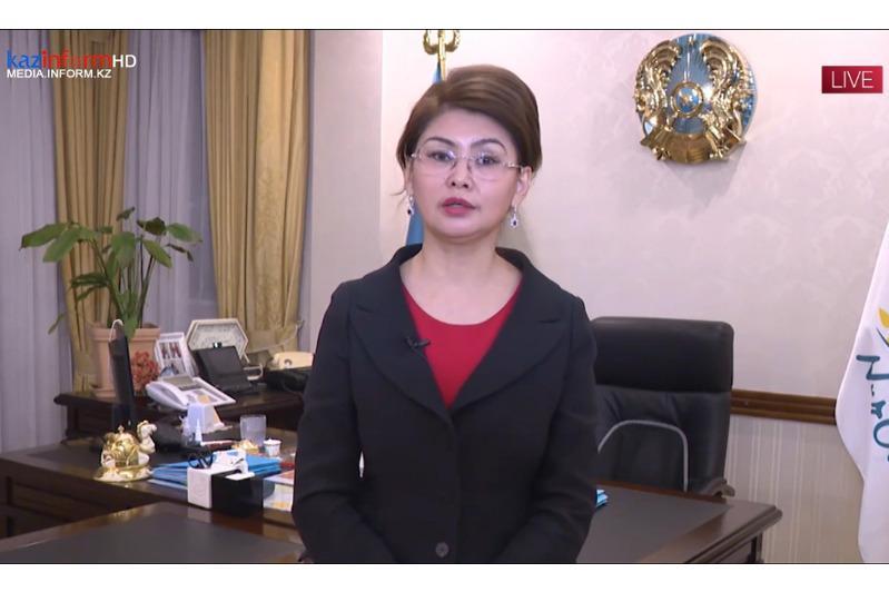 Аида Балаева: Қазақстандық БАҚ бәсекеге қабілеттілігін көрсетіп келеді