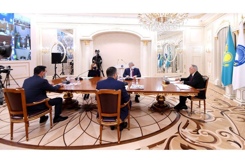 Советы общественного согласия должны работать на опережение – Елбасы о межнациональных конфликтах