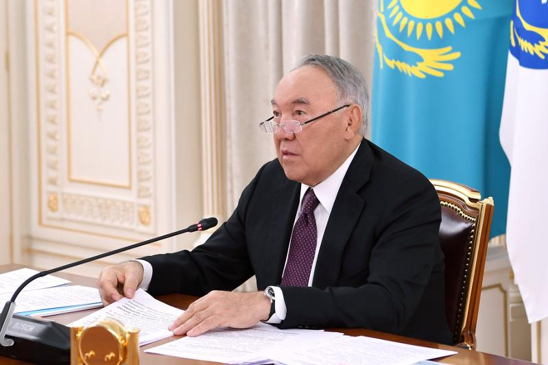 Elbasy praises development of People's Assembly of Kazakhstan in the past 25 years