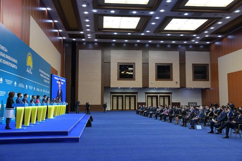 Руководители региональных предвыборных штабов «Nur Otan» назначены в трех городах Казахстана