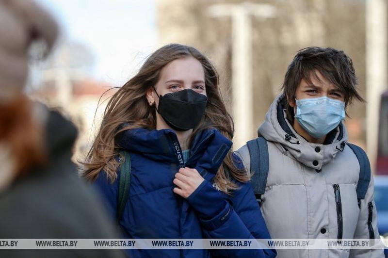 白俄罗斯首都开始实施强制佩戴口罩措施