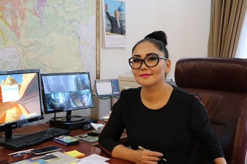 Айзат Молдақасымова жаңа қызметке тағайындалды
