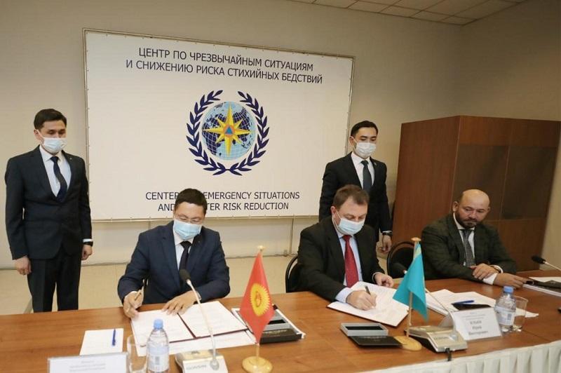 哈吉两国紧急情况部签署合作协议