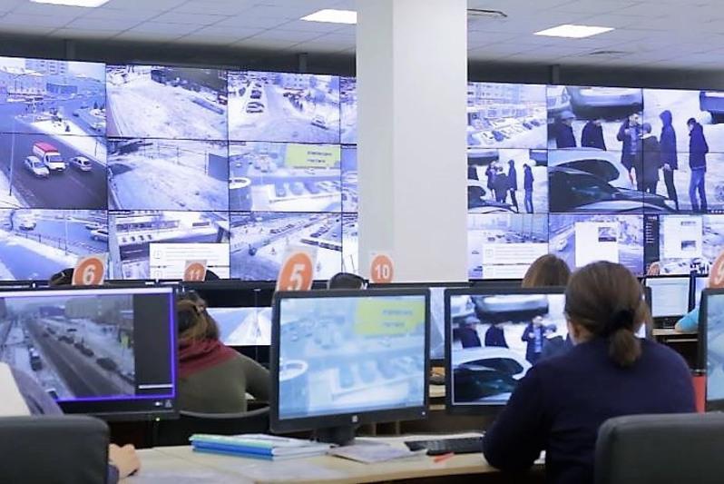 Тысячу камер безопасности дополнительно установят в столичных дворах