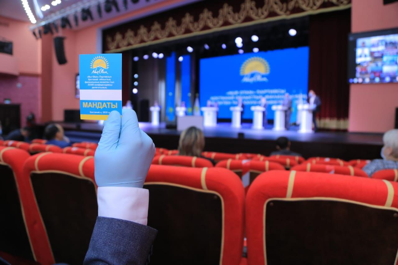 Кто стал кандидатами Nur Otan в Мажилис от Актюбинской области