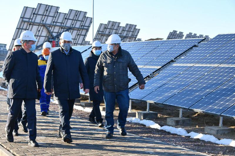 哈萨克斯坦计划刺激电能领域替代能源发电项目建设