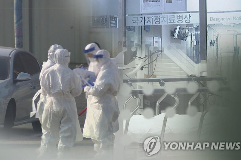 New virus cases over 300 for 2ndday in S. Korea, tougher antivirus curbs in place