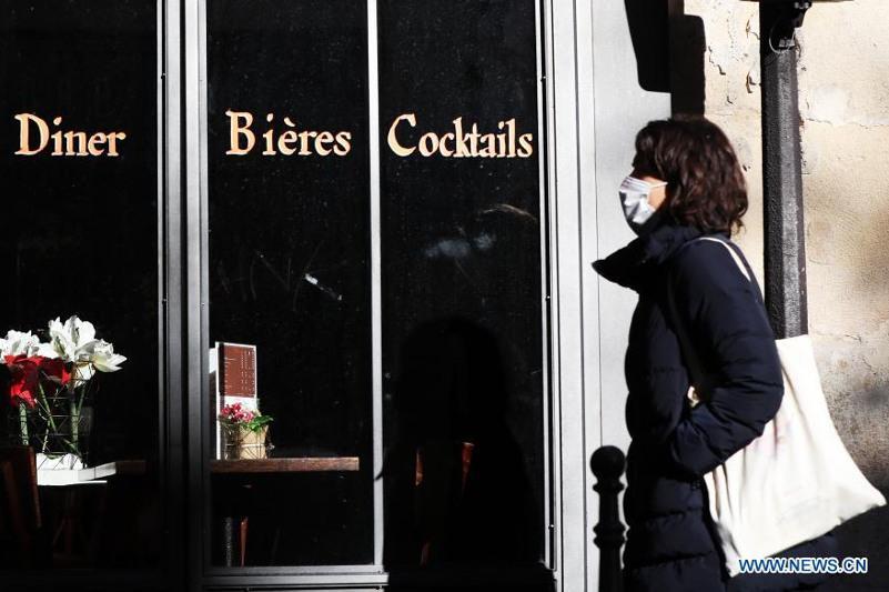 France's COVID-19 cases top 2mln, epidemic indicators improving