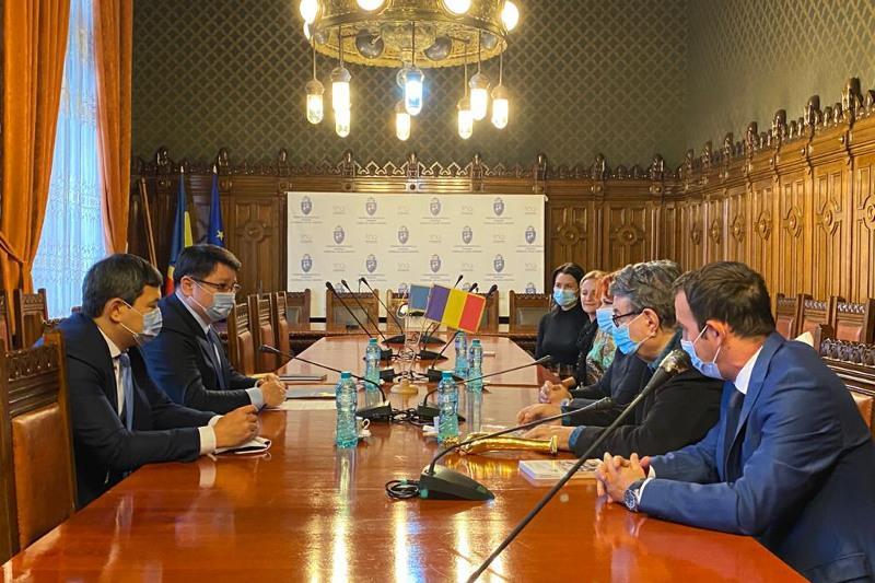 Поэзиядан экономикаға: Румыния Қазақстанмен ынтымақтастықты нығайтуға дайын