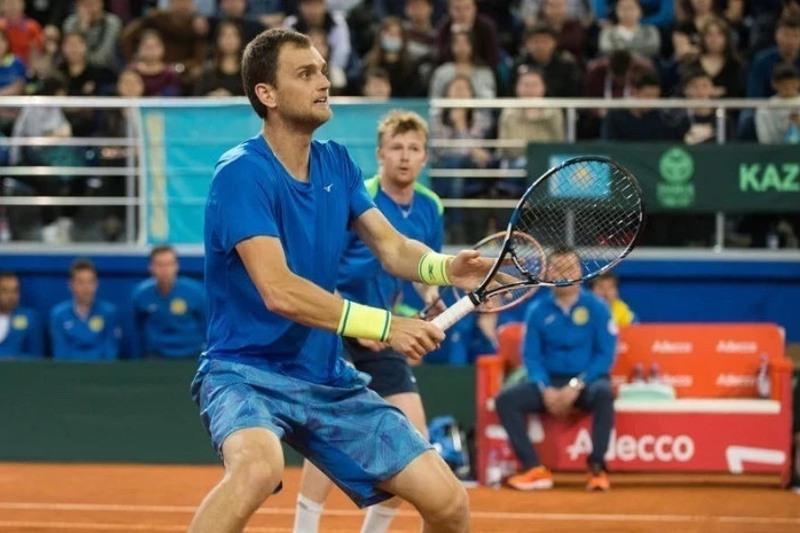 Казахстанские теннисисты вышли в полуфинал международного турнира в США