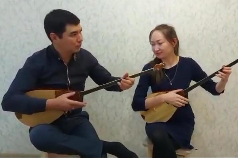 Фестиваль семейного творчества провели в честь Дня Независимости в Павлодаре