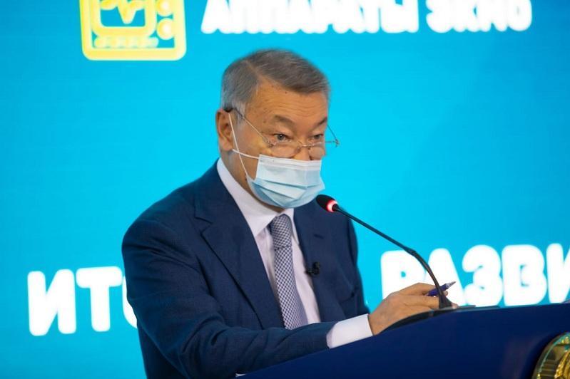 Даниал Ахметов рассказал о принятых мерах по борьбе со второй волной COVID-19