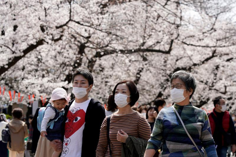 Tokyo reports 522 daily virus cases, tops 500 for 2ndday in row