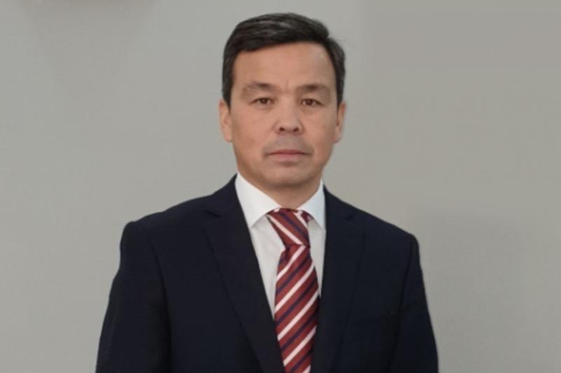 Сәдуақас Байғабылов Жандарбек Бекшиннің орынбасары болып тағайындалды