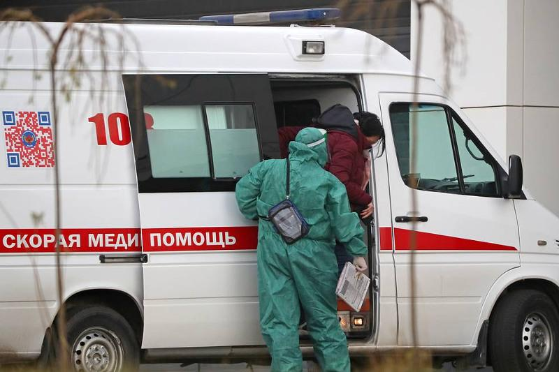 Over 24,000 cases of COVID-19 infection detected in Russia