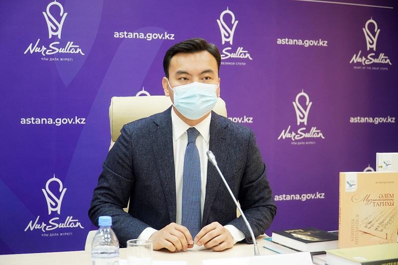При переводе учебников адаптируем их под казахстанский опыт - Рауан Кенжеханулы