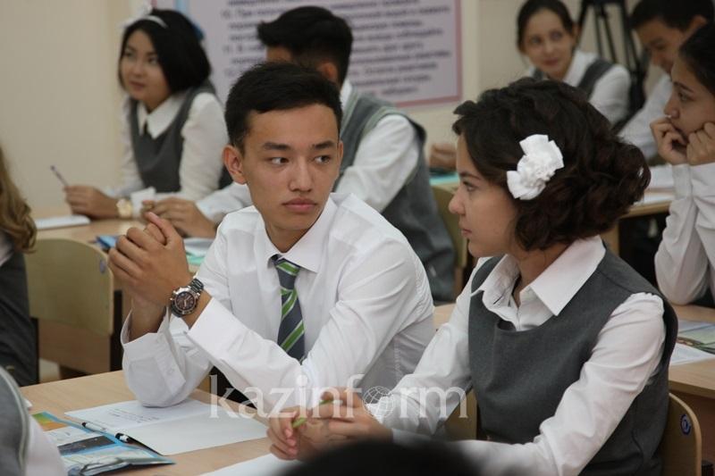 В каждой казахстанской школе будет свой детский представитель