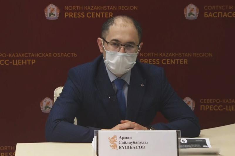 Об эпидситуации по коронавирусу рассказали в СКО