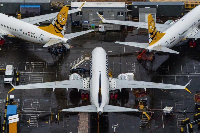 Китай еще не готов разрешить полеты Boeing 737 MAX