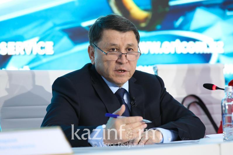 Жандарбек Бекшин разъяснил требования к промышленным предприятиям по удаленной работе