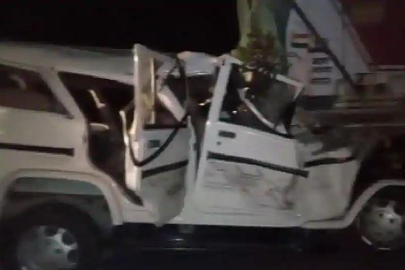 印度北方邦发生交通事故 已致14人死亡含6名儿童