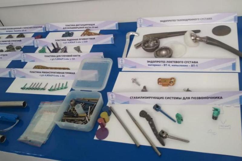 Производство медицинских имплантатов наладят в ВКО