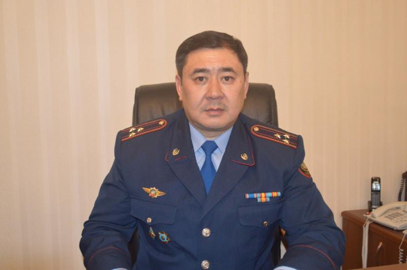 Начальник управления полиции Семея уволился по собственному желанию