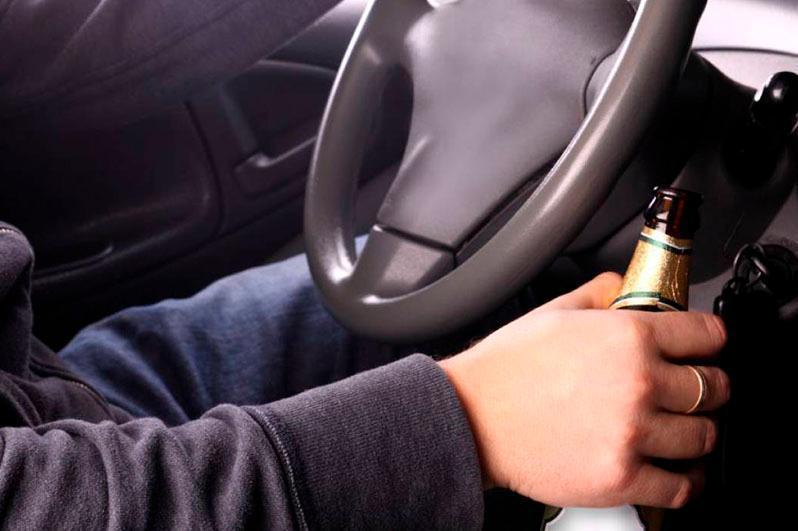 Свыше 20 пьяных водителей выявлены за два дня в ВКО