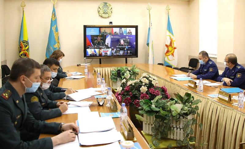 Военный комитет ОДКБ рассмотрел вопросы сотрудничества