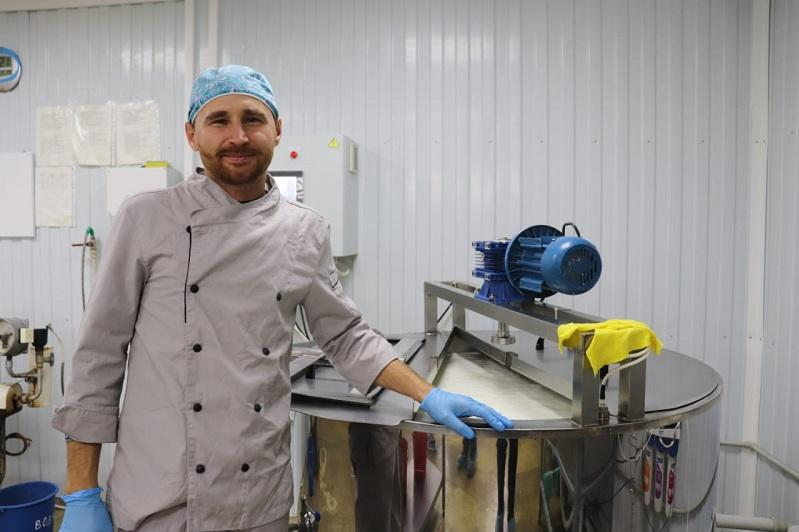 Престижную работу в городе променял предприниматель из Акмолинской области на бизнес в селе