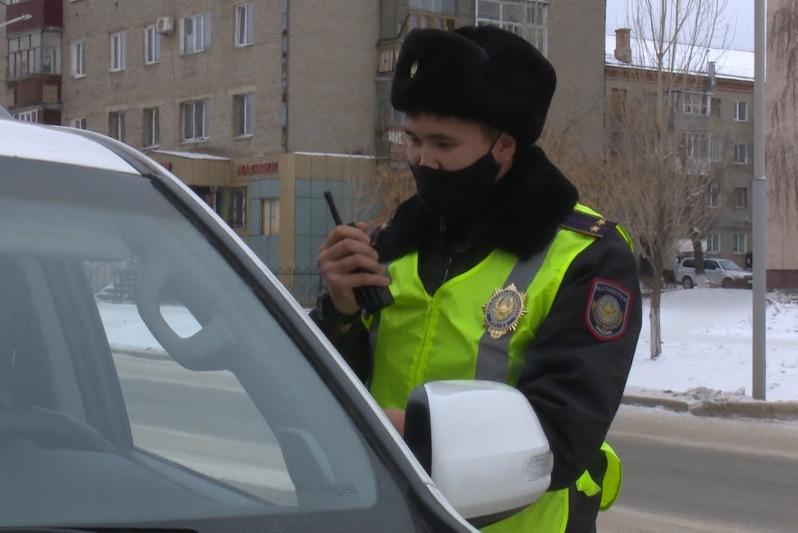 Қауіпсіз жол: Ақмола облысында бір күнде жол ережесінің 677 рет бұзылғаны анықталды
