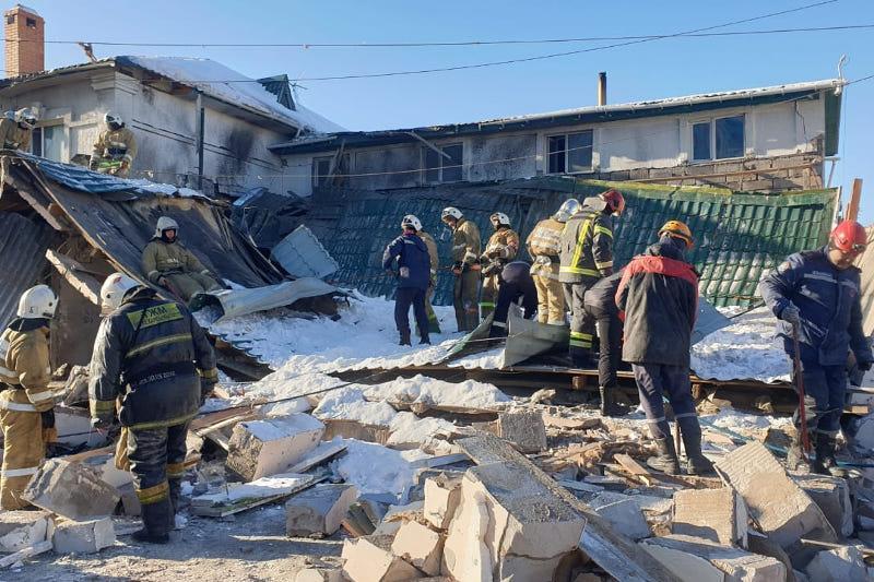 Елордадағы жарылыс: 19 адамға медициналық көмек көрсетілуде