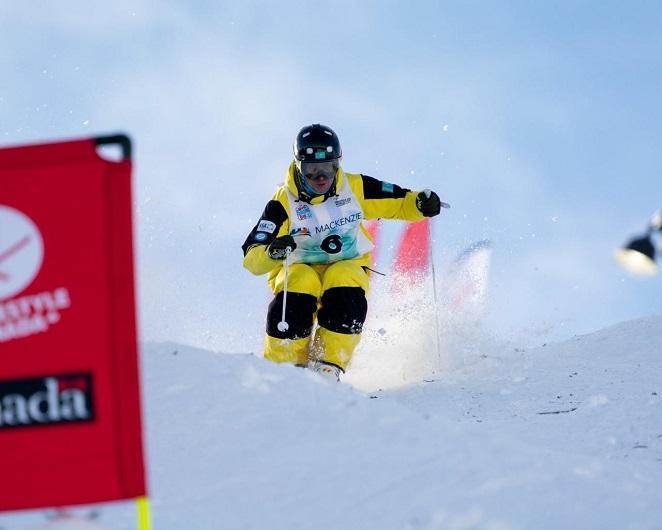 FIS Open по фристайлу-могул: Дмитрий Рейхерд завоевал «бронзу»