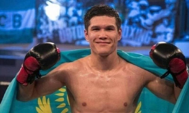 Первый титульный бой Данияра Елеусинова будут транслировать в Казахстане