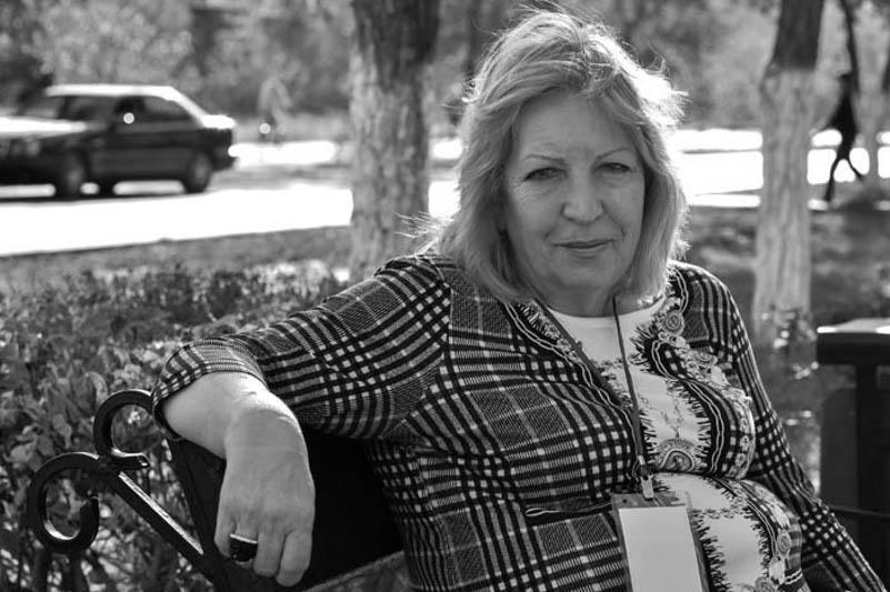 Скончалась известный казахстанский историк и исследователь Ирина Ерофеева