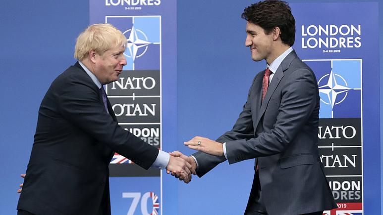 Canada, Britain strike interim post-Brexit trade deal