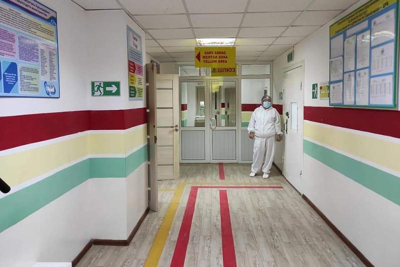 Түркістанда эпидемиологтарCOVID-19-ға қарсы күрес жұмыстарын күшейтуде