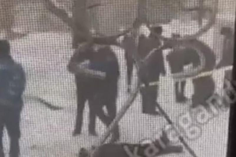 Подросток погиб при падении с девятого этажа в Караганде
