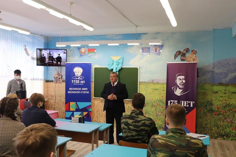 阿尔法拉比哈萨克语言、历史和文学教学办公室在明斯克开设