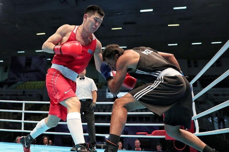哈萨克斯坦拳击锦标赛今日在奇姆肯特开幕