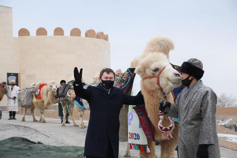 Шымкент передал эстафету культурной столицы СНГ Душанбе