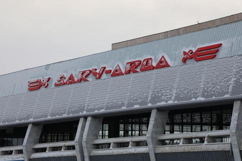 托卡耶夫总统抵达卡拉干达州开始进行工作视察