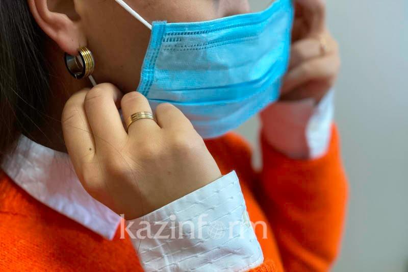 Алматинский врач призвала горожан соблюдать масочный режим