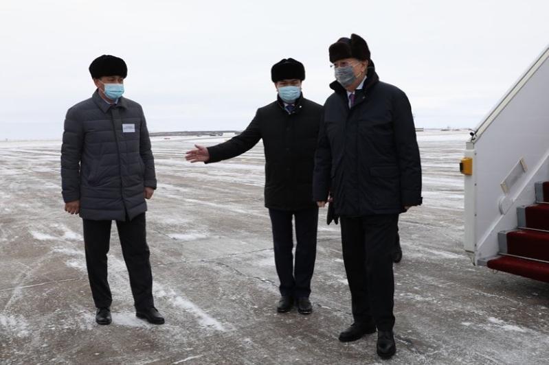 ҚР Президенті Қарағанды облысына жұмыс сапарымен келді