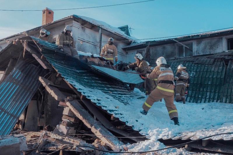 Новые подробности о взрыве в кафе Нур-Султана сообщили в МЧС