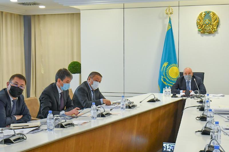 Около 2,5 тысяч тестов на коронавирус в сутки проводят в Туркестанской области